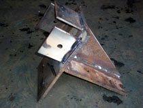 Ремонт металлоконструкций в Калтане